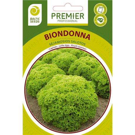 BIONDONNA, salotos, 500 sėklų
