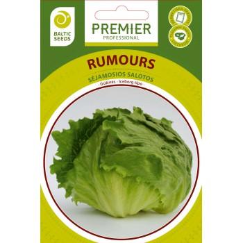 RUMOURS, salotos, 500 sėklų