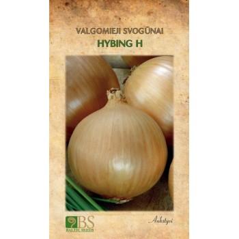 HYBING H, valgomieji ropiniai svogūnai, 250 sėklų