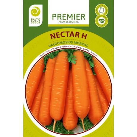 NECTAR H, valgomosios morkos, 5000 sėklų