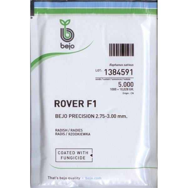 ROVER F1, ridikėlių sėklos, 5000 sėklų