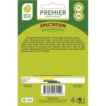 SPECTATION, salotos, 50 sėklų