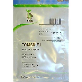 TOMSK F1, valgomieji pomidorai, 1000 sėklų