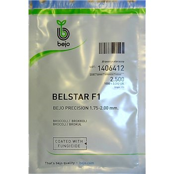 Brokoliai BELSTAR F1, 2500 sėklų