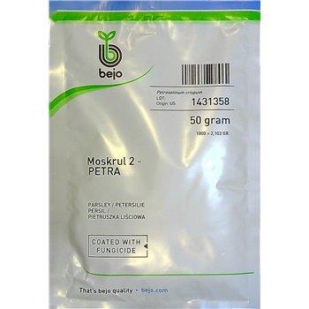 Garbanotosios petražolės PETRA, 50 g