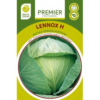 LENNOX H, baltieji gūžiniai kopūstai, 45 sėklos