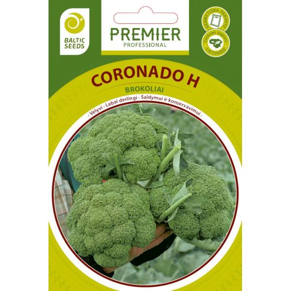 CORONADO H, brokoliai, 30 sėklų