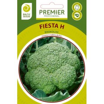FIESTA H, brokoliai, 30 sėklų