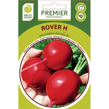 ROVER H, ridikėlių sėklos, 3 g
