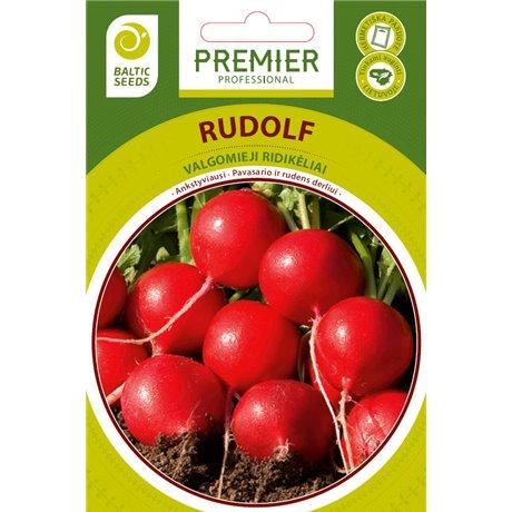 RUDOLF, ridikėlių sėklos, 5 g