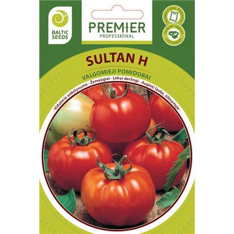 SULTAN H, valgomieji pomidorai, 35 sėklos