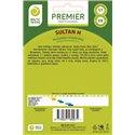 SULTAN H, valgomieji pomidorai (žemaūgiai), 35 sėklos