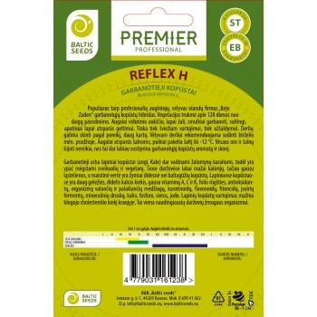 REFLEX H, garbanotieji (lapiniai) kopūstai, 20 sėklų