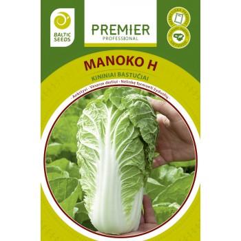 MANOKO H, pekininiai kopūstai, 30 sėklų