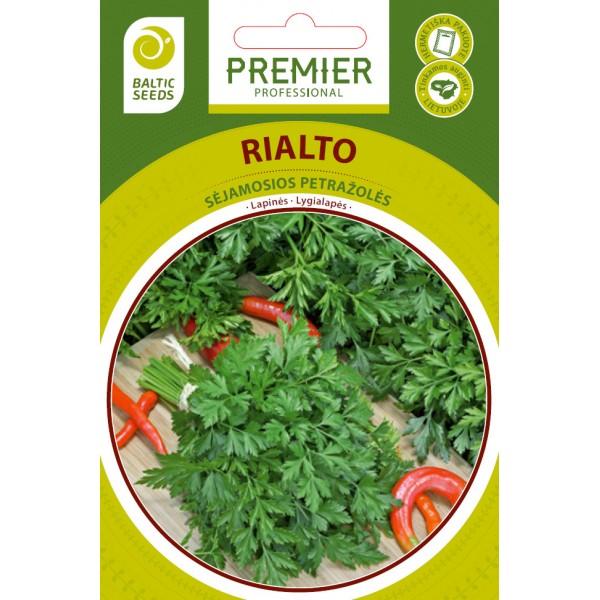 RIALTO, lapinių petražolių sėklos 3 g