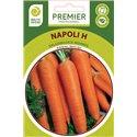 NAPOLI H, valgomosios morkos, 600 sėklų