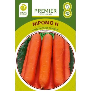 NIPOMO H, valgomosios morkos, 600 sėklų