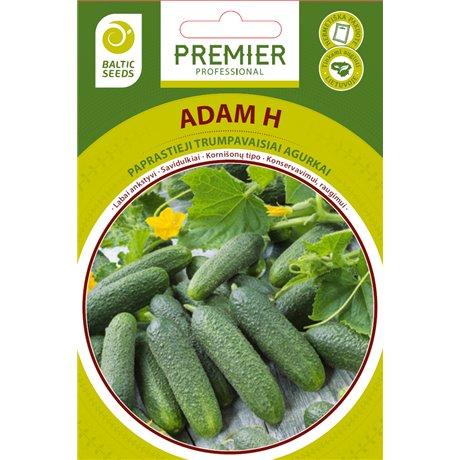 ADAM H, savidulkiai agurkai, 20 sėklų