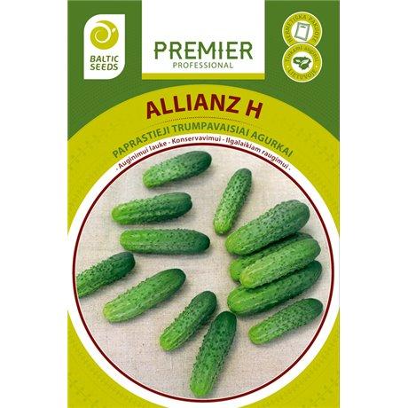 ALLIANZ H, lauko agurkai, 60 sėklų